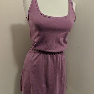 Sleeveless American Apparel dress
